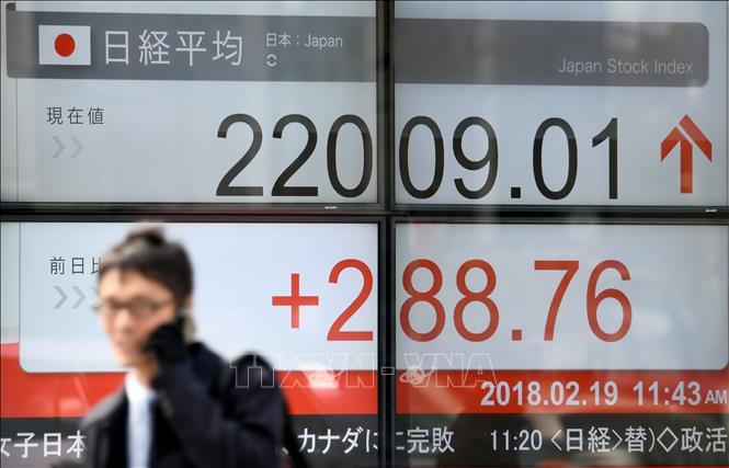 Hầu hết các thị trường chứng khoán châu Á tăng điểm - Hình 1