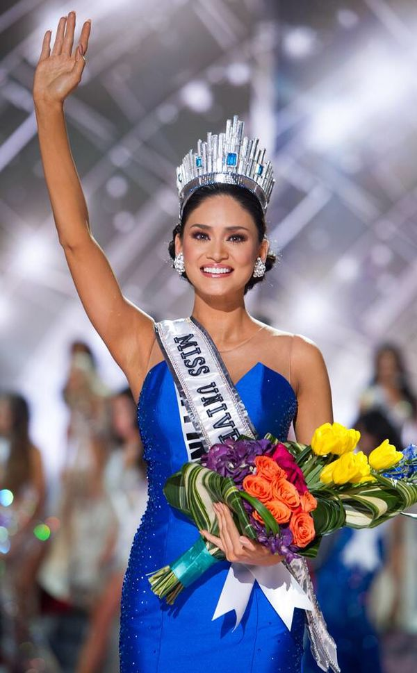 Hoàng Thùy lăng xê tóc búi, fan vote điên đảo: Quá chuẩn để in-top Miss Universe 2019 - Hình 9