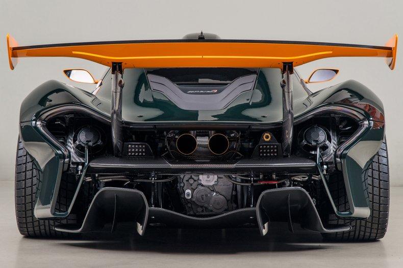 Không mua chiếc siêu xe McLaren P1 GTR này còn đợi chiếc nào nữa - Hình 5