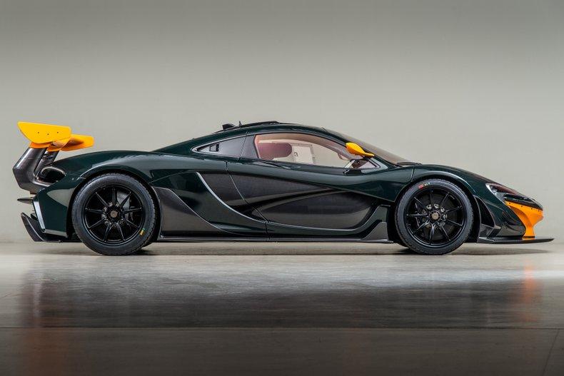 Không mua chiếc siêu xe McLaren P1 GTR này còn đợi chiếc nào nữa - Hình 3