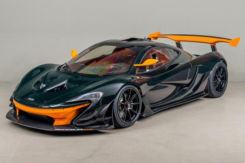 Không mua chiếc siêu xe McLaren P1 GTR này còn đợi chiếc nào nữa - Hình 2