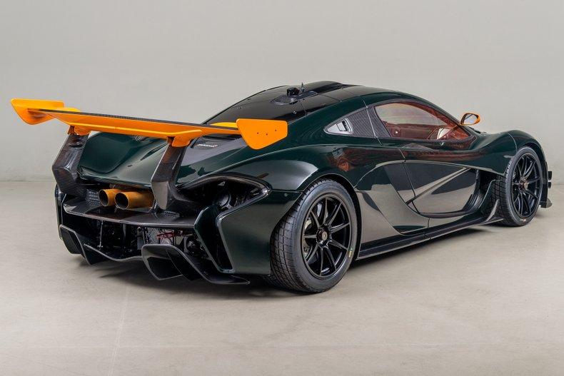 Không mua chiếc siêu xe McLaren P1 GTR này còn đợi chiếc nào nữa - Hình 4