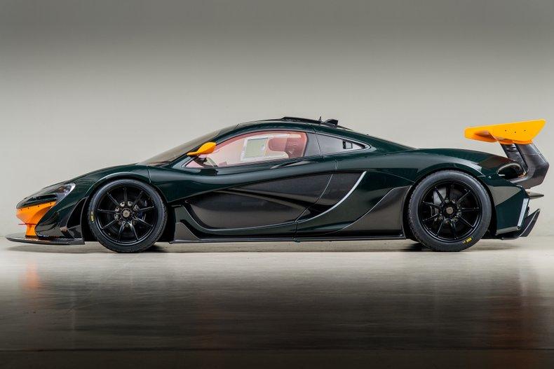 Không mua chiếc siêu xe McLaren P1 GTR này còn đợi chiếc nào nữa - Hình 8