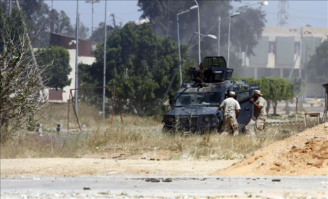 LHQ cảnh báo cuộc chiến dai dẳng và đẫm máu tại Libya - Hình 1