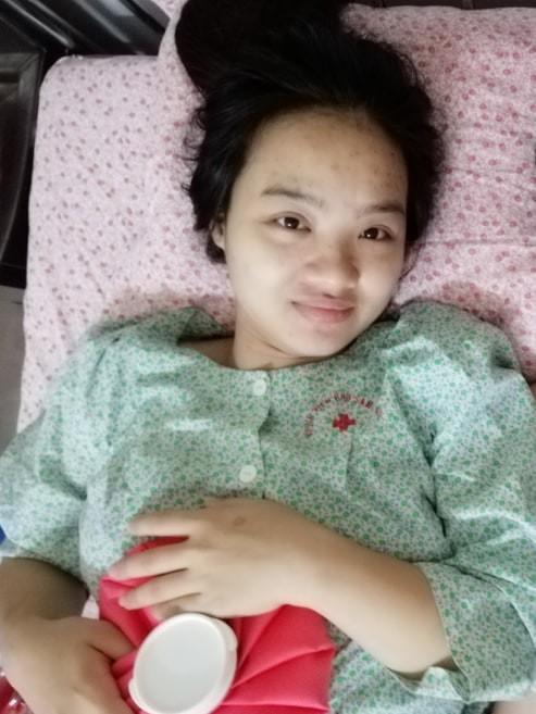 Mẹ Hà Nội kể chuyện bị nhiễm trùng vết mổ sau sinh phải vét mủ nhiều lần, hội chị em chưa chồng nghe xong không dám đẻ - Hình 5