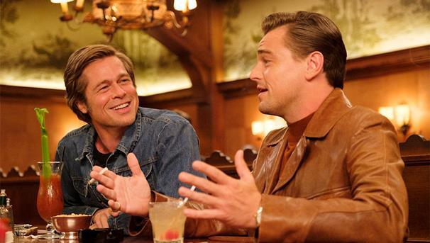 Mê mẩn nhan sắc hai quý ông quyền lực Leonardo và Brad Pitt từ những vai diễn đầu đời - Hình 20