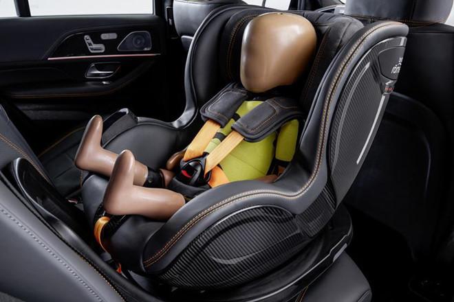 Mercedes GLE nâng cấp cả túi khí, dây an toàn lẫn đèn chống ngủ gật - Hình 5