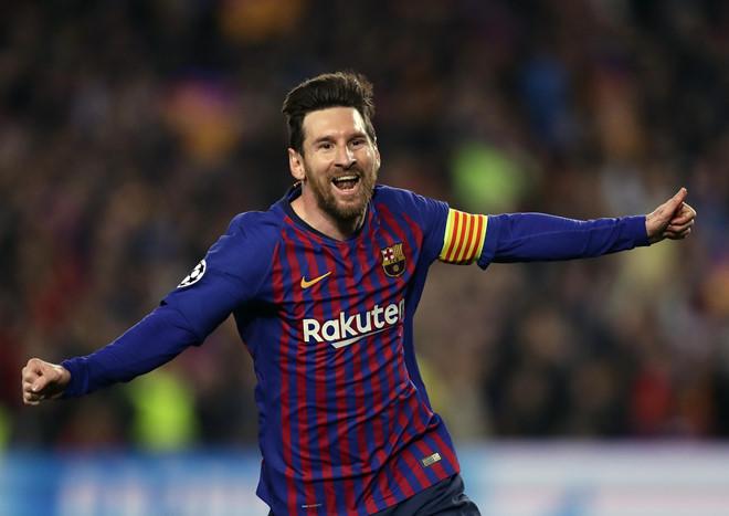 Messi cân bằng chuỗi ghi bàn khó tin của Ronaldo - Hình 1