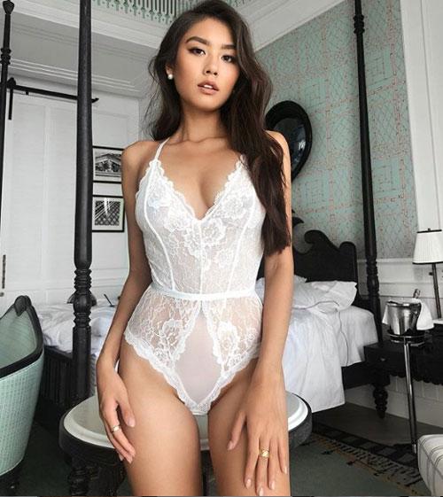Ngắm thân hình nuột này của hot girl hội Rich Kid Việt Nam - Hình 9