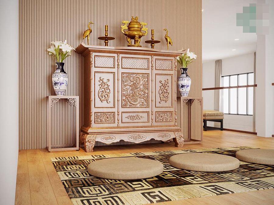 Nhà 1,5 tỷ đồng thiết kế đẹp như biệt thự hạng sang - Hình 6