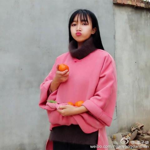 Nhan sắc ngọt ngào của tiên nữ đồng quê Trung Quốc Lý Tử Thất - Hình 9
