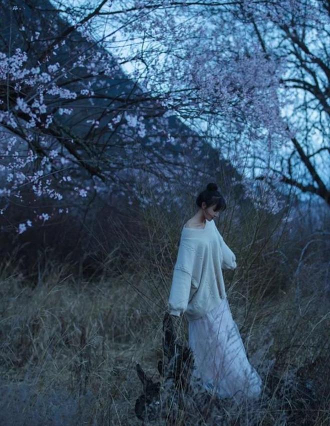 Nhan sắc ngọt ngào của tiên nữ đồng quê Trung Quốc Lý Tử Thất - Hình 3
