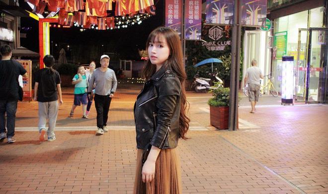 Nhan sắc ngọt ngào của tiên nữ đồng quê Trung Quốc Lý Tử Thất - Hình 5