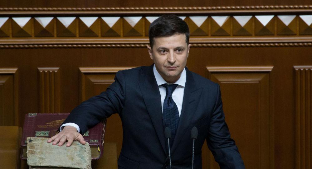 Nóng : Zelensky giải tán quốc hội, trưng cầu dân ý đàm phán với Nga - Hình 1