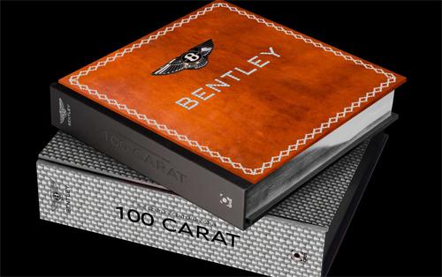 Quyển sách về xe siêu sang Bentley giá 260.000 USD - Hình 2