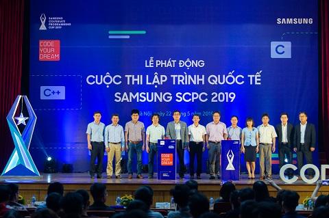 Samsung khởi động mùa thứ 3 cuộc thi lập trình quốc tế SCPC 2019 - Hình 1