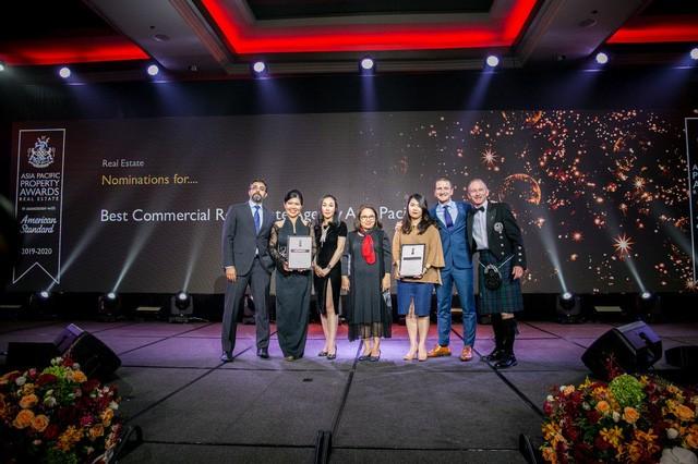 Tập đoàn Nam Long (HOSE: NLG) Khẳng định thương hiệu tại giải thưởng BĐS Châu Á Thái Bình Dương 2019 - Hình 2