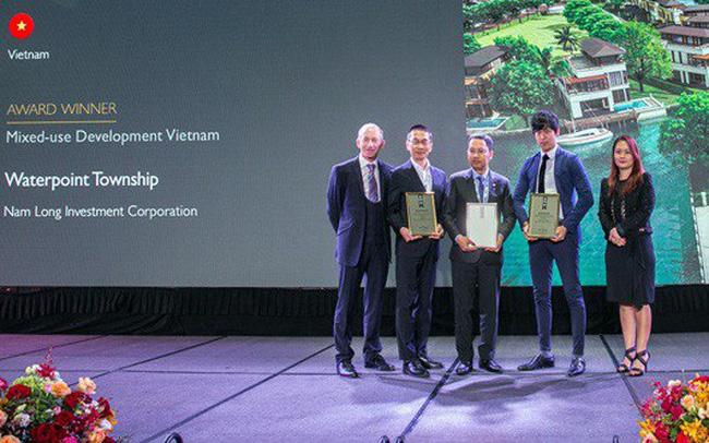 Tập đoàn Nam Long (HOSE: NLG) Khẳng định thương hiệu tại giải thưởng BĐS Châu Á Thái Bình Dương 2019 - Hình 1