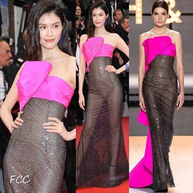 Top váy mặc như không tại Cannes 2019: Kẻ gợi cảm tuyệt đỉnh, người gây nhức mắt - Hình 6