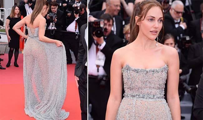 Top váy mặc như không tại Cannes 2019: Kẻ gợi cảm tuyệt đỉnh, người gây nhức mắt - Hình 11