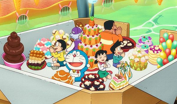Trở lại tuổi thơ với Doraemon: Nobita và Mặt trăng phiêu lưu ký - Hình 5