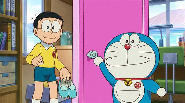 Trở lại tuổi thơ với Doraemon: Nobita và Mặt trăng phiêu lưu ký - Hình 4