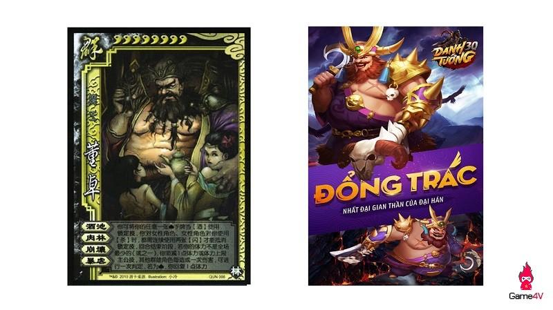 Truy tìm nguồn gốc tựa game Danh Tướng 3Q - Hình 2