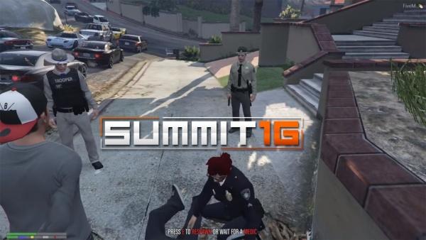 Twitch Streamer Summit1g nói ngày tàn đang đến gần với GTA V Roleplay - Hình 2