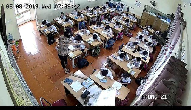 Vụ cô giáo đánh học sinh lớp 2 trong giờ kiểm tra: Cô giáo chủ nhiệm bị kỷ luật khiển trách - Hình 3