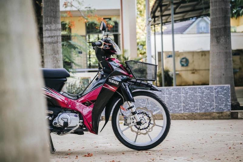 Yamaha Sirius 110 độ trở nên hấp dẫn hơn của người chơi xe từ Bình Phước - Hình 1