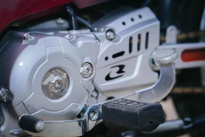 Yamaha Sirius 110 độ trở nên hấp dẫn hơn của người chơi xe từ Bình Phước - Hình 5
