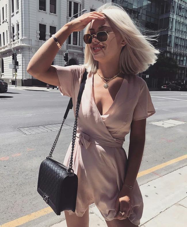 6 kiểu váy chị em nhất định phải sắm trong hè này, đặc biệt là với những nàng bánh bèo thực thụ - Hình 9