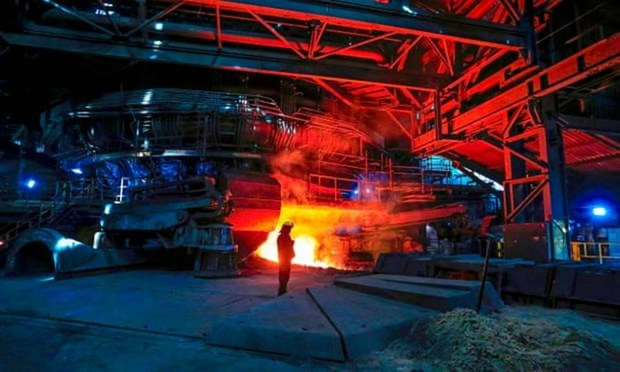 Anh : British Steel phá sản, 5.000 người có nguy cơ mất việc - Hình 1