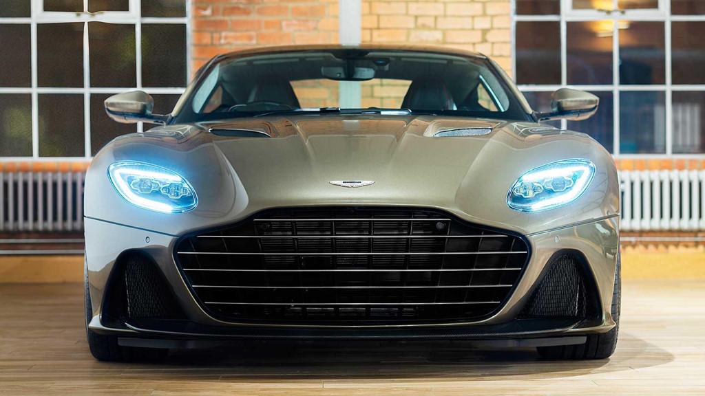 Aston Martin ra mắt siêu xe vinh danh Điệp viên 007 - Hình 2