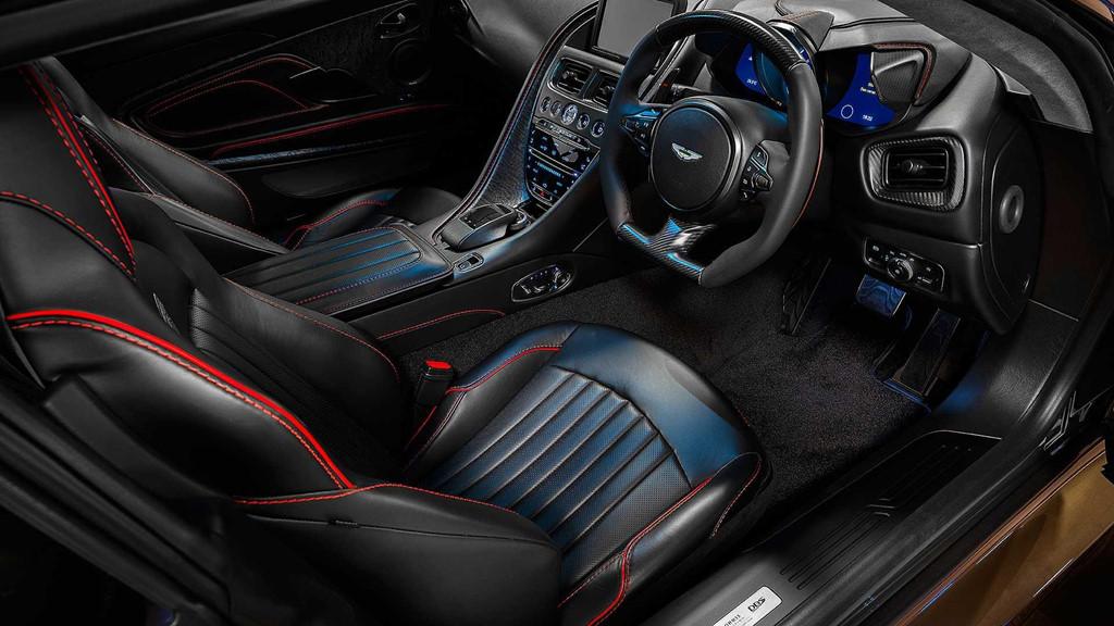Aston Martin ra mắt siêu xe vinh danh Điệp viên 007 - Hình 4