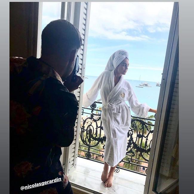 Bạn gái C. Ronaldo trễ nải dự LPH Cannes - Hình 7
