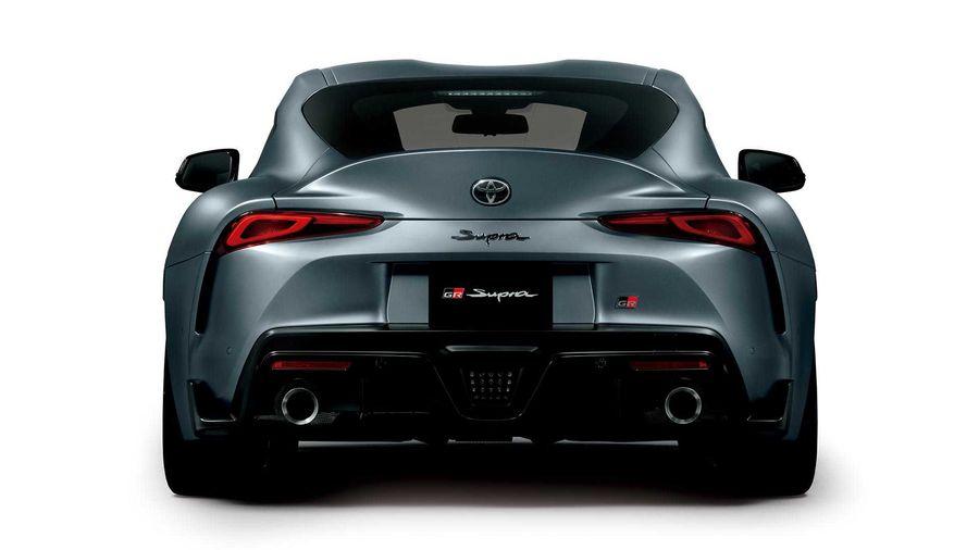 Chỉ có 24 chiếc Toyota Supra màu Matte Storm Gray được xuất xưởng - Hình 2