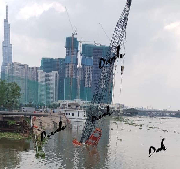 Công ty Thiên Niên Kỷ phải khắc phục sự cố cầu cảng Ba Son sập - Hình 1