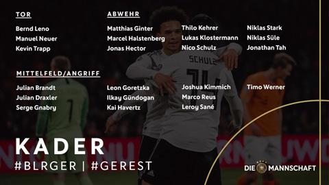 ĐT Đức triệu tập: Kroos và Goetze bị bỏ rơi - Hình 2