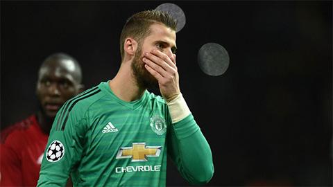 Fan M.U kêu gọi tống khứ De Gea khỏi Old Trafford - Hình 1