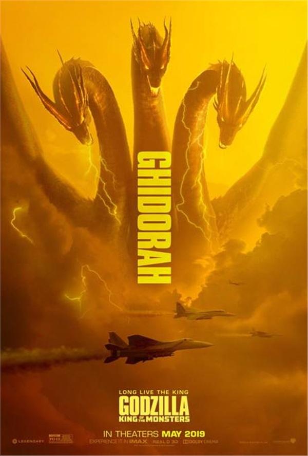 Giải mã sức mạnh khủng khiếp của các siêu quái vật chính xuất hiện trong Chúa tể Godzilla - Hình 3