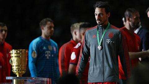 Hummels và lời nguyền chung kết DFB-Pokal - Hình 1