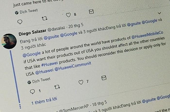 Không phải Huawei, Google mới là gián điệp và nghe lời chính phủ - Hình 2