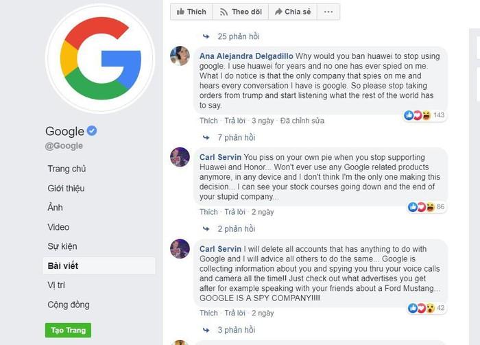 Không phải Huawei, Google mới là gián điệp và nghe lời chính phủ - Hình 3