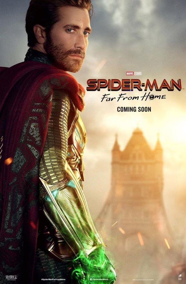Marvel tung bộ poster chính thức của Spider Man: Far From Home - Hình 7