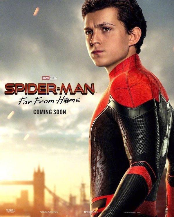 Marvel tung bộ poster chính thức của Spider Man: Far From Home - Hình 6