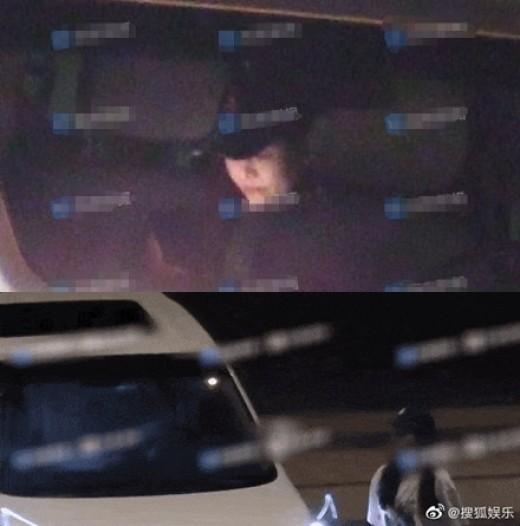 Nhiều lần phủ nhận, mỹ nhân Hoa hậu Hàn bị bắt gặp sang hẳn Thượng Hải hẹn hò, vào khách sạn với tài tử xứ Đài? - Hình 1