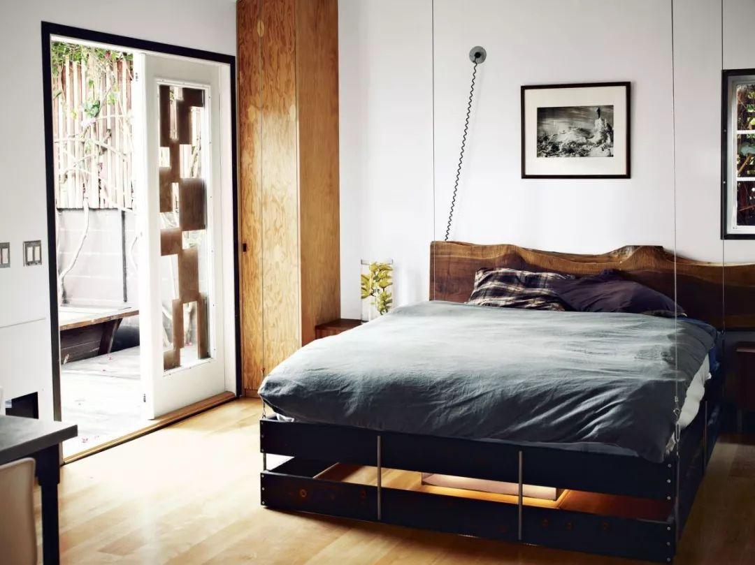 Những chiếc giường tiết kiệm không gian một cách hoàn hảo - Hình 2