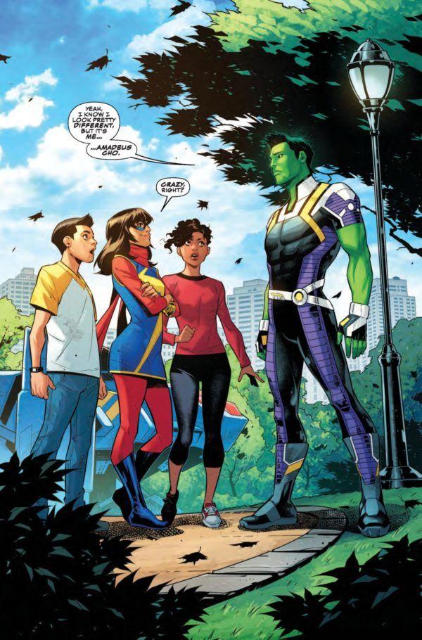 Những con người thông minh nhất Vũ trụ Truyện tranh Marvel, họ là ai? - Hình 5