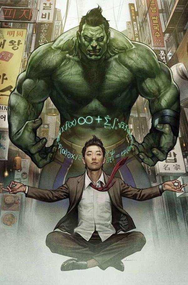 Những con người thông minh nhất Vũ trụ Truyện tranh Marvel, họ là ai? - Hình 4